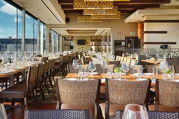 Bev Gannon Guest Chef At The Strand House In Manhattan Beach Ca
